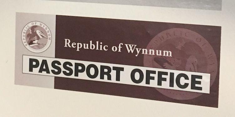 The Republic of Wynnum - Passports | The Republic of Wynnum