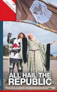 Wynnum Herald cover_all hail the republic