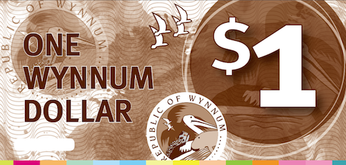 Wynnum Dollar $1